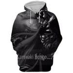 Bleach vasto lorde 3D All Over Printed Shirt Hoodie G95