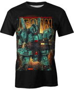 Rgm 89 Jegan For Man And Women 3D T Shirt  All Over Printed G95