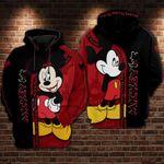 Mickey mouse movie disney 33 for man and women 3D Hoodie Zip Hoodie Y97