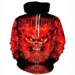 Five Finger Death Punch Five Finger Death Punch Pullover 3D All Over Printed Shirt Hoodie G95