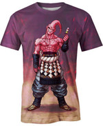Samurai Buu For Man And Women 3D T Shirt  All Over Printed G95