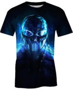 Subzero Skull For Man And Women 3D T Shirt  All Over Printed G95