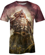 Exodia Yu Gi Oh For Man And Women 3D T Shirt  All Over Printed G95