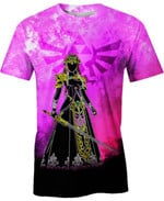 Soul of the Princess For Man And Women 3D T Shirt  All Over Printed G95