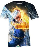 Heaven Piercing Ice Wall For Man And Women 3D T Shirt  All Over Printed G95
