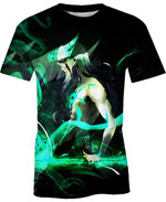Ulquiorra Cifer For Man And Women 3D T Shirt  All Over Printed G95