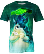 Round Eyes For Man And Women 3D T Shirt  All Over Printed G95