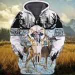 Deer Hunting 6 For Men And Women 3D Hoodie Zip Hoodie Y97