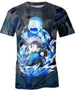 Nobita And Doreamon For Man And Women 3D T Shirt  All Over Printed G95
