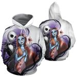 The Nightmare Before Christmas 3d All Over Printed Shirt Hoodie Y97
