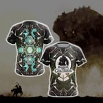 Shadow Of The Colossus Sigil 3D T Shirt  All Over Printed For Man And Woman G95