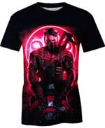 Captain Hydra Movie Marvel For Man And Women  3D T Shirt  All Over Printed Y97