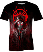 The Ultimate Spiderman Marvel Comics For Man And Women  3D T Shirt  All Over Printed Y97