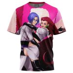Team Rocket Pokemon For Man And Women 3D T Shirt  All Over Printed G95