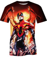 The Superior Spiderman For Man And Women 3D T Shirt  All Over Printed G95