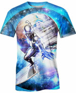 The Power Cosmic Marvel Comics For Man And Women  3D T Shirt  All Over Printed Y97