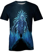 The Forest Spirit For Man And Women  3D T Shirt  All Over Printed Y97