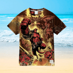 Hellboy For Man And Women 3D T Shirt  All Over Printed G95