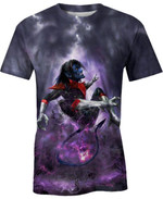 Nightcrawler X men For Man And Women 3D T Shirt  All Over Printed G95