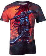 Blademaster For Man And Women 3D T Shirt  All Over Printed G95