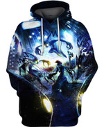 The Showdown For Man And Women 3D All Over Printed Shirt Hoodie Y97