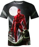 The Blind Hero For Man And Women 3D T Shirt  All Over Printed G95