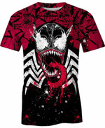 Spider Inside Monster Movie Marvel For Man And Women  3D T Shirt  All Over Printed Y97