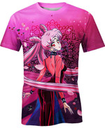Black Lady Crystal  For Man And Women 3D T Shirt  All Over Printed Y97
