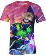 Kakashi Hatake Power For Man And Women 3D T Shirt  All Over Printed G95