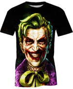 Macabre Jocker For Man And Women 3D T Shirt  All Over Printed G95