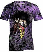 Plague Mask My Hero Academia Anime Manga For Man And Women  3D T Shirt  All Over Printed Y97