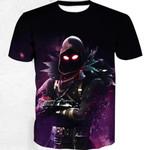 Fortnite Raven 3D T Shirt G95