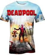 Deadpool Killed Mickey For Man And Women 3D T Shirt  All Over Printed G95