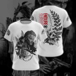 The Last Of Us Endure And Survive 3D T Shirt  All Over Printed For Man And Woman G95