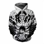 One Piece Monkey D Luffy Pullover 1 3D All Over Printed Shirt Hoodie G95