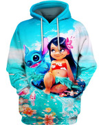 Through Fire And Water 3D All Over Printed Shirt Hoodie Y97