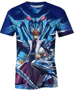Seto Kaiba and Obelisk For Man And Women 3D T Shirt  All Over Printed G95