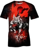 Garou One Punch Man For Man And Women 3D T Shirt  All Over Printed G95