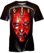 Darth Maul of Star Wars For Man And Women 3D T Shirt  All Over Printed G95