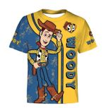 Cartoon Toy Story Buzz Lightyear 3D All Over Printed T Shirt G95