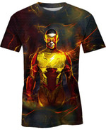 The Golden Light For Man And Women 3D T Shirt  All Over Printed G95