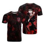 Itachi Naruto For Man And Women 3D T Shirt  All Over Printed Y97