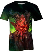 Kil'jaeden Wow For Man And Women 3D T Shirt  All Over Printed G95