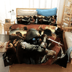 Resident Evil Operation Racoon City in Chaos Epic 3D Bedding Set Bed Y97