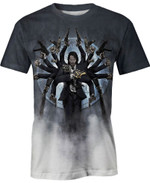 John Wick Baba Yaga For Man And Women 3D T Shirt  All Over Printed G95