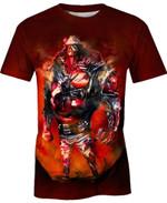 Bartholomew Kuma For Man And Women 3D T Shirt  All Over Printed G95