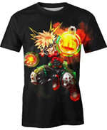 Fire Punch  Anime Manga For Man And Women  3D T Shirt  All Over Printed Y97