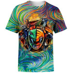 Blazing Power Rangers For Man And Women 3D T Shirt  All Over Printed  G95