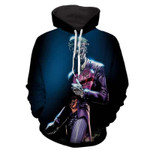 The Unpredictable Wicked Joker  3D All Over Printed Shirt Hoodie G95