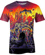 Batman's Forum For Man And Women 3D T Shirt  All Over Printed G95